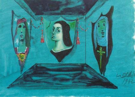 Dali's Rome & Julie