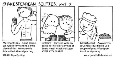 Selfies Pt. 2